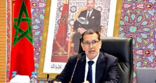 Promotion de l'emploi,Saad Dine El Otmani