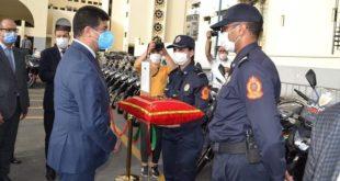 Casablanca | Mustapha Bakkoury remet un lot de véhicules et de motocycles à la préfecture de Police