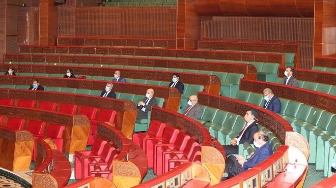 Chambre des conseillers | L'activité législative reprend son rythme normal