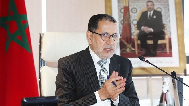 Le chef de gouvernement appelle les citoyens au respect strict des mesures préventives