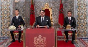 Fête du Trône | Sa Majesté le Roi adresse un Discours à la Nation