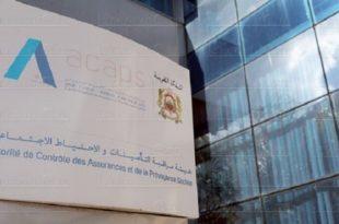 FMSAR-FNACAM-ACAPS | Soutien aux intermédiaires d'assurance au Maroc