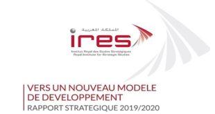 Nouveau modèle de développement | L'IRES publie un rapport stratégique