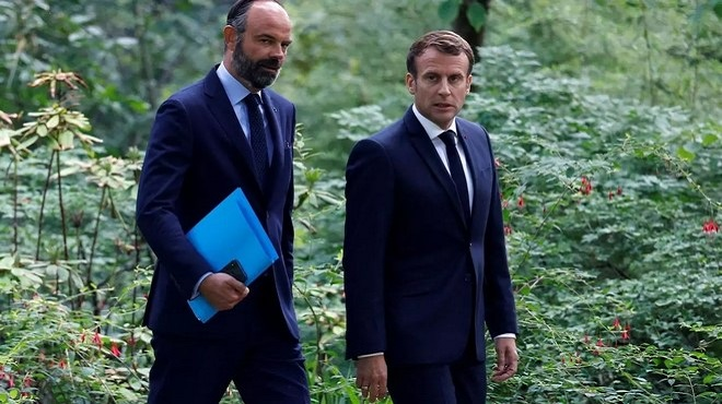 L'Élysée annonce la démission du gouvernement d'Édouard Philippe
