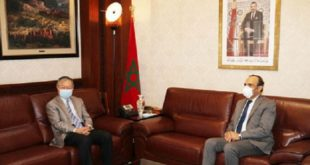 L'Ambassadeur de Chine salue l'initiative royale d'accorder des aides médicales aux pays africains