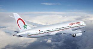 La Royal Air Maroc augmente les fréquences sur ses vols domestiques