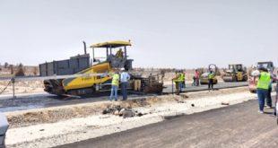 Voie Express/ Tiznit-Dakhla | Les travaux vont bon train au niveau des tronçons de Souss-massa