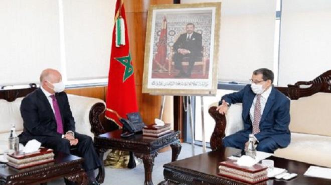 Le Maroc et le Chili entretiennent d'excellentes relations à plusieurs niveaux