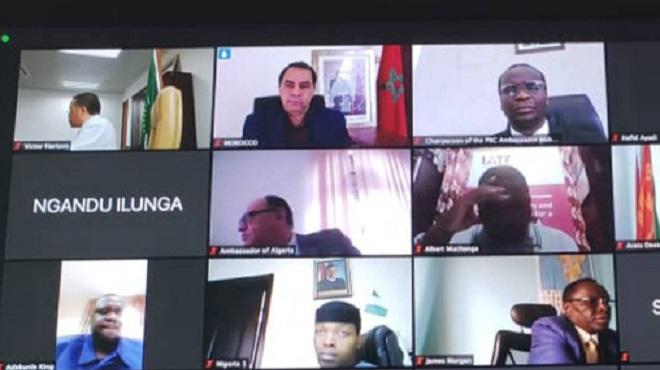 Le Maroc insiste à Addis-Abeba sur l'impératif d'un soutien financier et technique constant au CDC-Africa