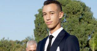 """Le Prince Moulay El Hassan décroche le BAC avec la mention """"Très Bien"""""""