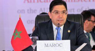 Les 3 messages de Bourita au Conseil de Sécurité concernant la Libye | Préoccupation, Déception et Appel à la mobilisation