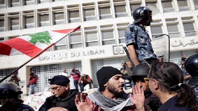 Mais que se passe-t-il au Liban ?