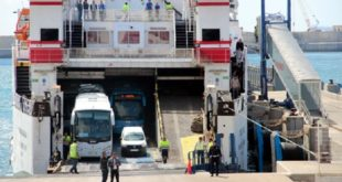 MRE | Opération spéciale de transport de passagers en provenance des ports autorisés