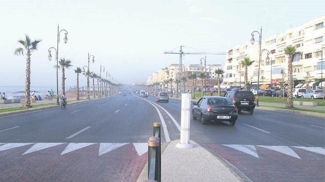 Ville lumière | Rabat change de look !
