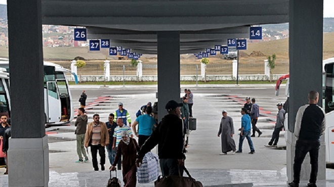 Reprise de l'activité de 128 sociétés de transport de voyageurs