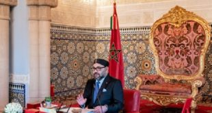 SM le Roi appelle à la vigilance, à la solidarité et au respect des mesures sanitaires
