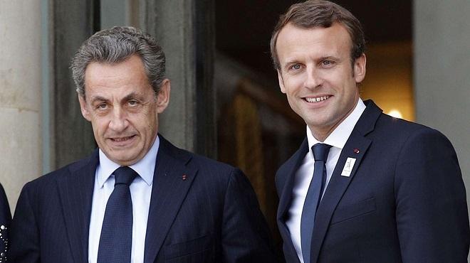 France | Sarkozy «spin doctor» de Macron ?