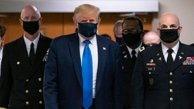 Etats-Unis | Trump admet que la pandémie «s'aggravera avant de s'améliorer»