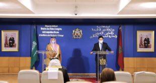Une convergence de vues existe entre le Maroc et l'Arabie Saoudite sur les défis qui guettent le monde arabe