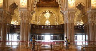 Casa | Vaste opération de désinfection pour la réouverture de la Mosquée Hassan II