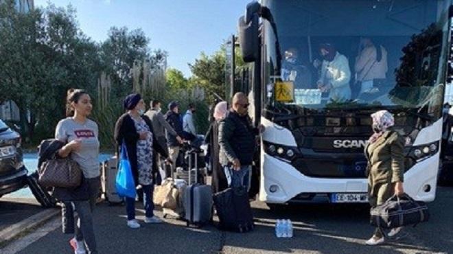 Marocains de retour   Heureux qui comme les citoyens rapatriés de l'étranger…