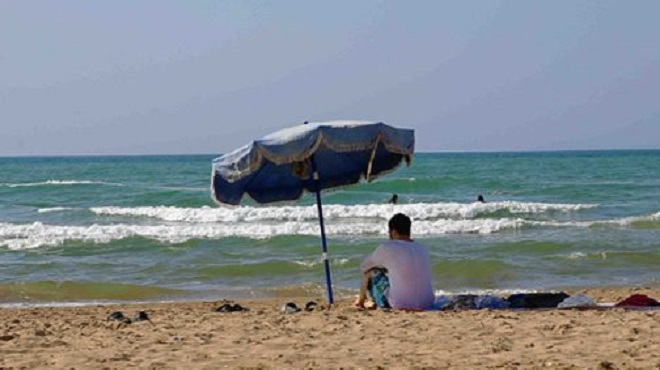 Après Benslimane Mohammedia ferme ses plages