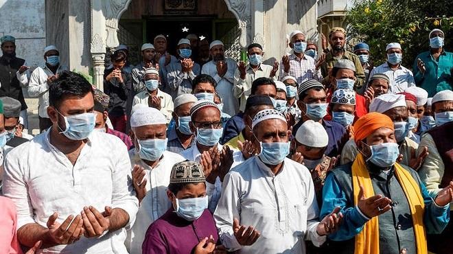 Coronavirus 78.761 cas recensés en 24H en Inde