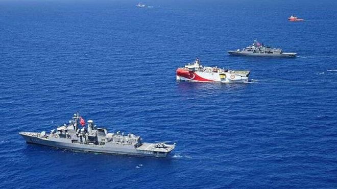 Grèce-Turquie Tensions en Méditerranée Orientale