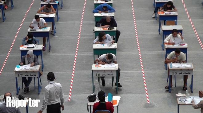 L'annulation de l'examen régional de la 1-ère année du baccalauréat est impossible