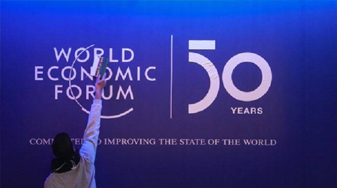 forum économique mondial de davos 2020,