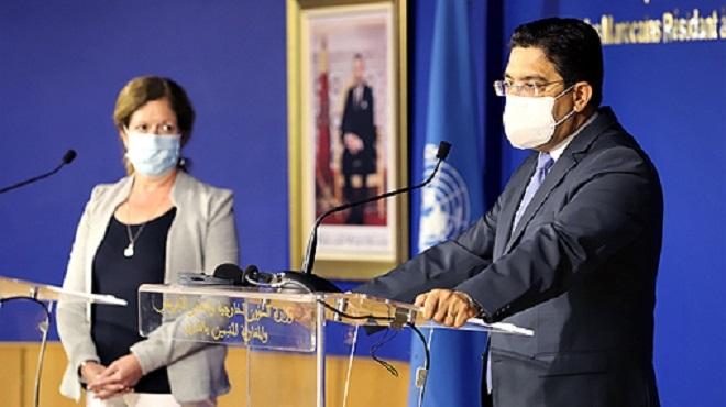 Le Maroc soutient et accompagne les efforts onusiens pour la résolution de la crise libyenne