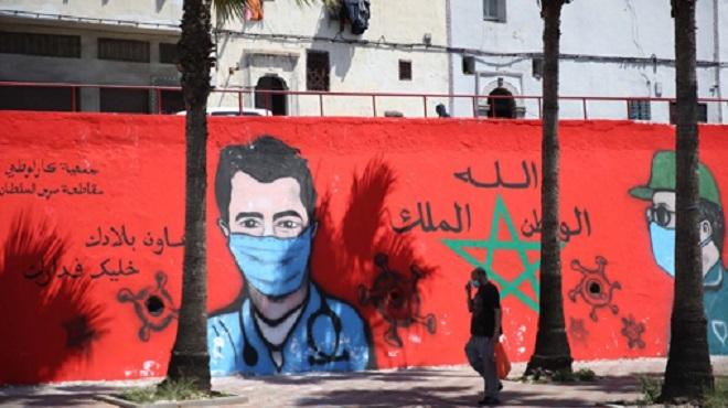 Maroc Covid 1.343 Nouveaux Cas En 24h