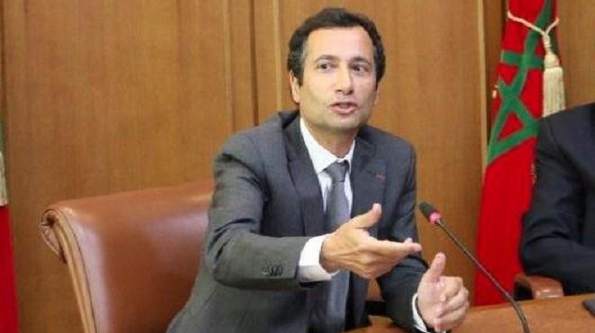 Benchaâboun annonce la mise en place d'un pacte pour la relance économique et l'emploi