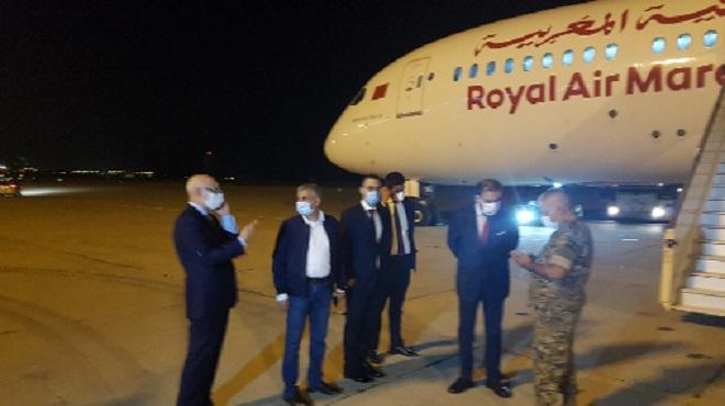 Beyrouth   Le gouvernement libanais exprime sa gratitude pour l'initiative royale