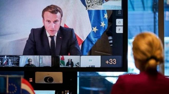 Conférence pour le Liban | Une aide internationale de 250 millions d'euros