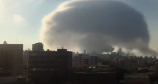Liban | Deux fortes explosions ont secoué la capitale libanaise Beyrouth