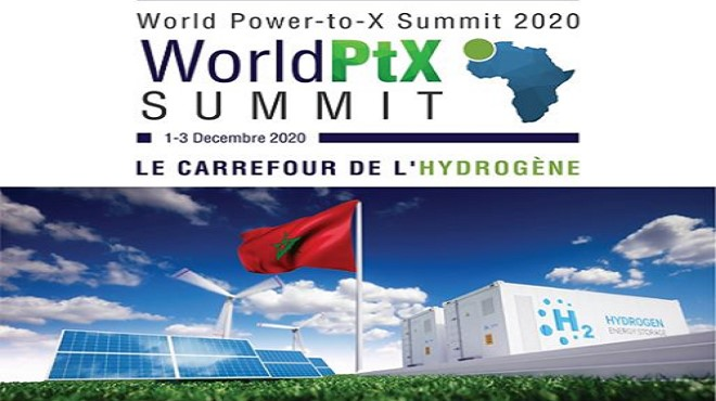 IRESEN | Le World Power-to-X Summit 2020 en décembre à Marrakech