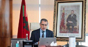 Le Discours du Trône, une vision stratégique pour la gestion de la situation au Maroc (M. El Otmani)