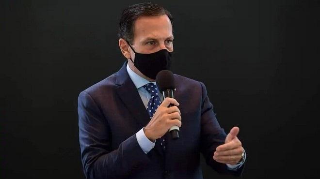 Le gouverneur de Sao Paulo testé positif au covid-19