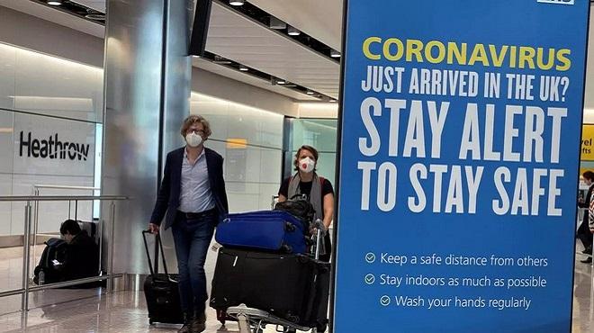 Le Royaume-Uni impose une quatorzaine aux voyageurs en provenance de France