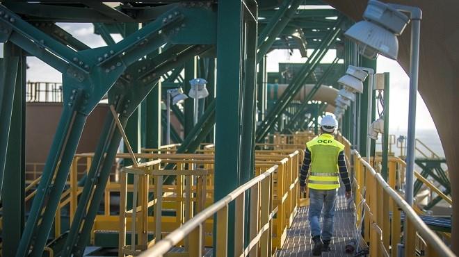 OCP | Construction d'une usine de production d'acide phosphorique