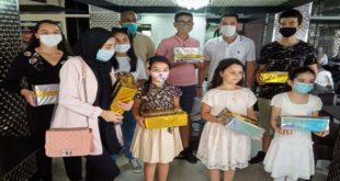 Al Hoceima | Remise des prix aux lauréats du concours «Défi de la lecture»