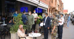 Etat d'urgence sanitaire | 742 poursuites en justice à Taroudant