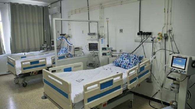 COVID-19 | Une nouvelle unité de réanimation médicale à Tanger