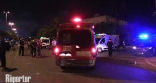 clinique andalouss casablanca explosion,