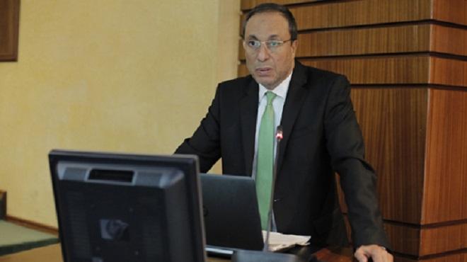 Amara appelle à activer la constitution des conseils de bassins hydrauliques