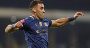 Abderrazak Hamdallah sacré meilleur buteur du championnat saoudien