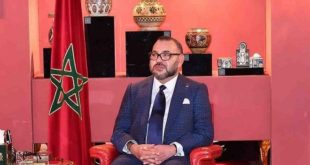 Affaire Adnane Bouchouf Message de condoléances de SM le Roi