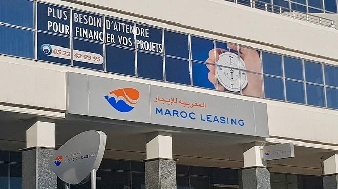 Banque Centrale Populaire Maroc Leasing certifiée ISO 9001 version 2015