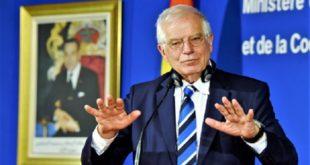 Borrell se félicite de l'initiative marocaine d'accueillir le dialogue inter-libyen